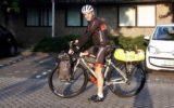 Wolters gaat weer een heel eind fietsen…