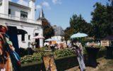 Frans festijn bij oude gemeentehuis trekt veel bekijks