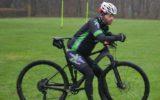 Goorse Duchenne Heroes-mountainbikers laten zich uitzwaaien