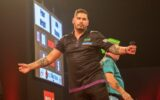 Klaasen verliest van North en strandt in kwartfinale European Darts Trophy