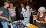 Frans Koop onderscheiden tijdens jubileumreceptie Lionsclub