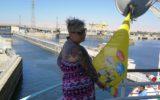 Schoolfeest op zee…