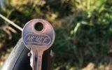 Sleutel gevonden Gruttostraat