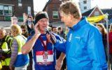 Sportman pur sang Kosters voor de 31e keer in Diepe Helloop