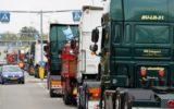 Vrachtwagenkaravaan trekt morgen door Goor