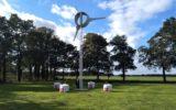 Innovatie windmolen in het buitengebied