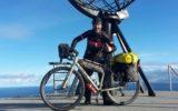 """Harrie Wolters bereikt Noordkaap: """"Het was pittig"""""""
