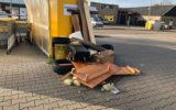 Illegaal dumpen afval blijft een probleem