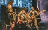 Ook Steam, Reflexxion en The Cowpokes op BBBB-festival
