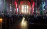 Mannenkoor imponeert voor bijna volle kerk