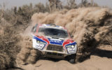 Wevers moet strijd staken in Dakar Rally