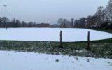 Goorse ijsvloer mist nog 2,5 centimeter