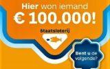 Gorenaar pakt 100.000 euro bij Oudejaarstrekking