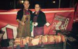 Winterbarbecue SV Goor bij Café Buddy's