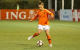 Hilhorst in definitieve selectie Jong Oranje