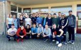 Oekraïnse muzikanten verwelkomd bij Franje