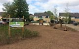 Vernieuwde groenplaats Huijgenstraat geopend
