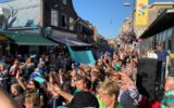 Elastiekenkoers vanuit Groningen volbracht, opbrengst is 90.000 euro