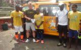 Goorse Daan lokt Frenkie de Jong naar voetbalschool