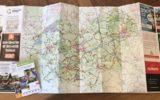 Toeristische kaart Hof verkrijgbaar