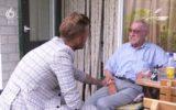 Dave Roelvink opnieuw op bezoek bij Opa Jan…