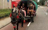 Excentrieke reiziger Ruud weer in Goor