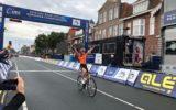 Europees Kampioene Ilse Pluimers in Ronde van Goor
