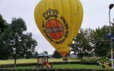 Ballon op Heeckeren trekt veel bekijks