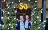 Gerda en Hendrik 50 jaar getrouwd