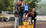 Goorse wielerronde finale VIRO Criterium Cup Twente
