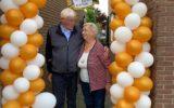 Wim en Gerry van Dam zestig jaar getrouwd