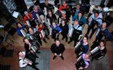 Duits orkest tijdens herfstconcert KNA