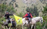 Schoolfeestvlag duikt nu op in Pyreneeën