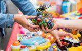 Speelgoedruilbeurs 'Recycle Sint' in Goor