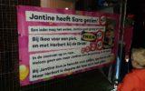 Jantine Roescher ziet Sarah