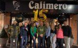 Feest voor eetcafé Calimero