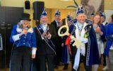 Carnaval en Schlagers voor bewoners Herfstzon