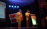 Cabaretduo brengt Schoolfeestrevue online en op tv