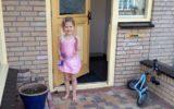 Kinderen en ouderen blij verrast…