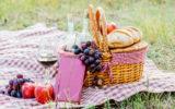 Moederdag-picknick in eigen tuin