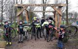 Jonge mountainbikers mogen weer op de fiets