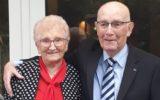 Ook Herman en Elfriede al 60 jaar in de echt verbonden