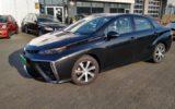 De eerste waterstofauto in de regio staat in Goor…