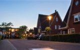Nieuwe LED-verlichting siert het straatbeeld…