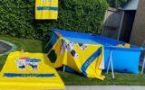 Schoolfeest komt met jubileum-strandlakens UPDATE: Uitverkocht !