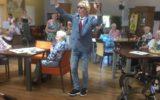 Prachtig Schoolfeest voor ouderen Herfstzon