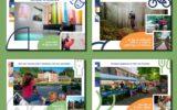Gratis ansichtkaarten van Hofmarketing voor toeristen en inwoners
