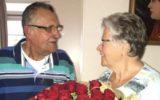 Bertus en Truus 50 jaar getrouwd