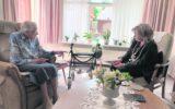 Toch nog hoog bezoek voor Goorse 100-jarige