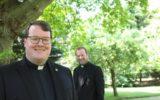 Oortman weg bij Heilige Geest-parochie, Jurgen Jansen komt